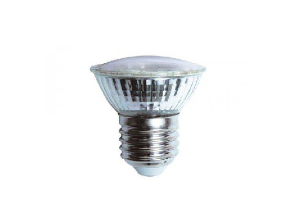 LED žárovka E27 3,8W 220lm teplá bílá