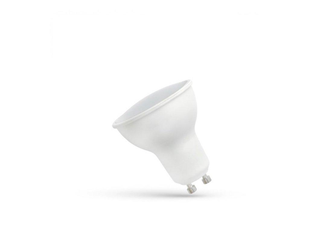 LED žárovka GU10 1,5W 140lm teplá bílá