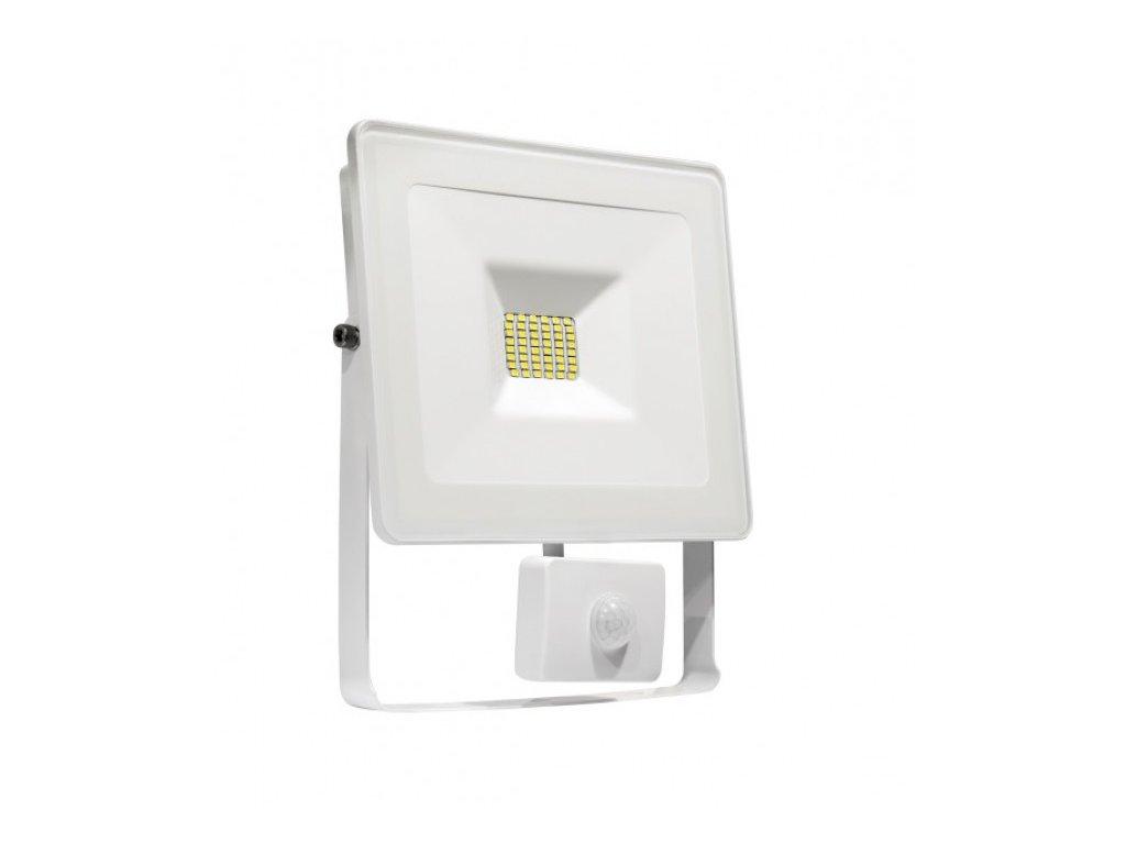 LED reflektor 30W, 2600lm, IP65, teplá bílá s PIR čidlem, Wojnarowscy SLI029022ww_czujnik