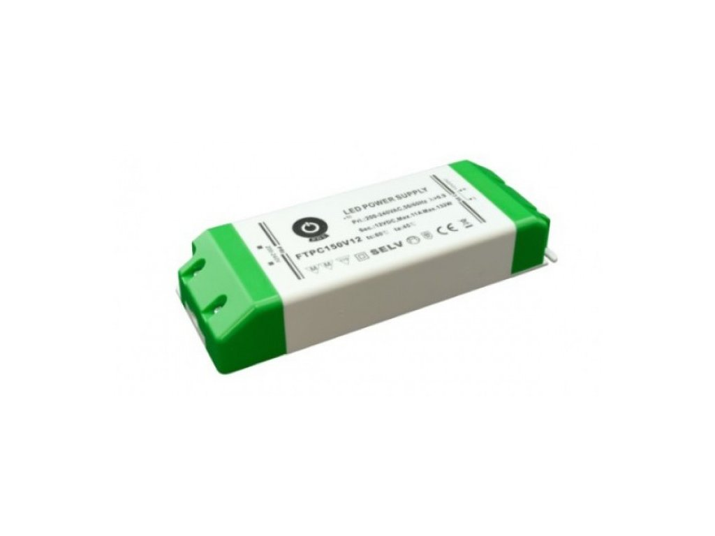 POS napěťový napájecí zdroj nábytkový 24V, 150W, 6,25A, pro LED pásky