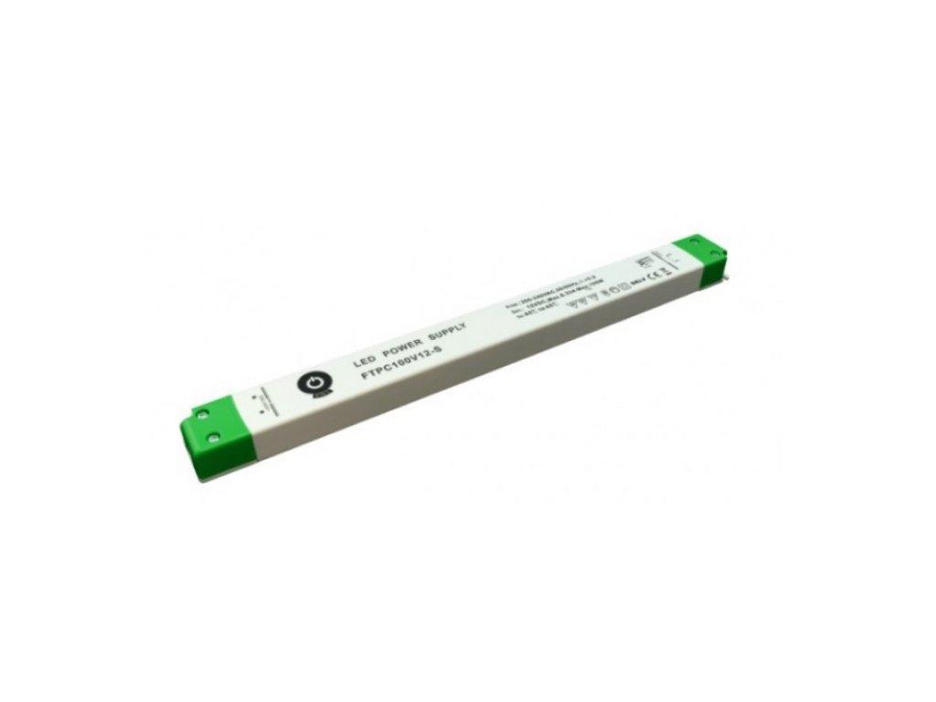 POS napěťový napájecí zdroj nábytkový 24V, 100W, 4,16A, pro LED pásky
