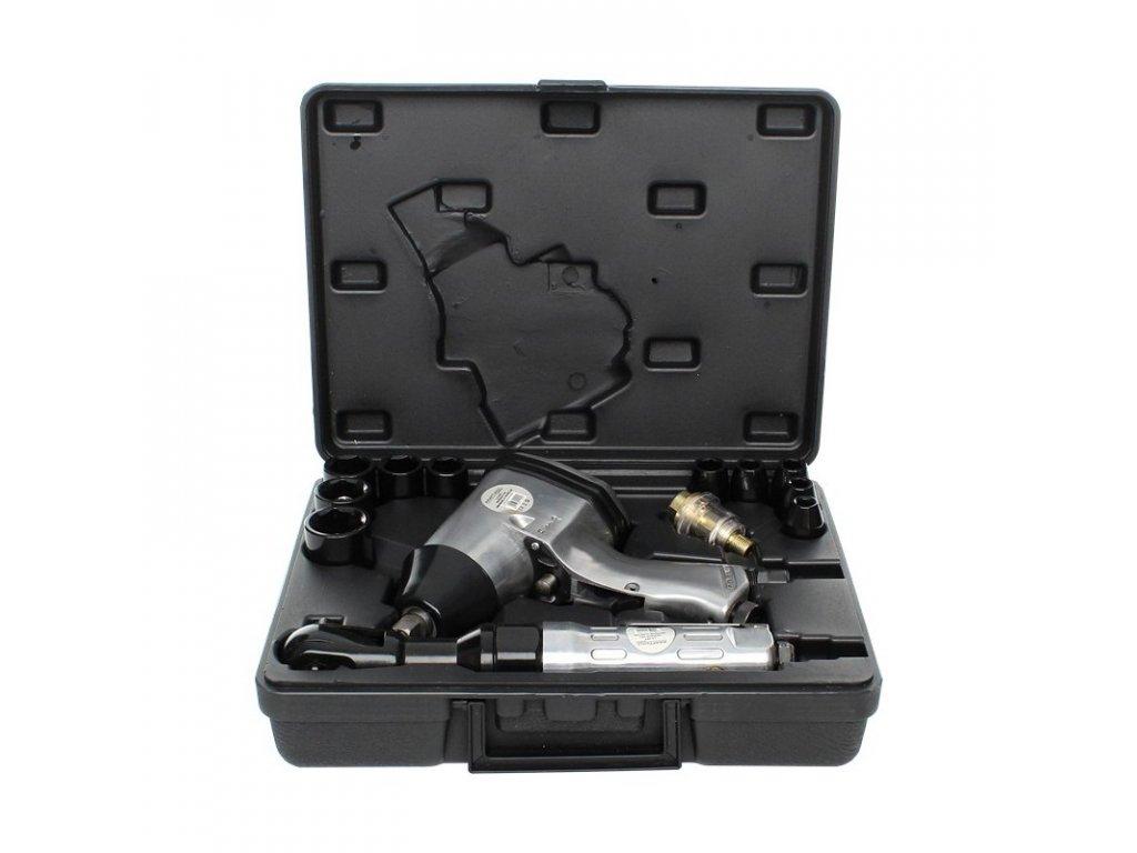klucz udarowy pneumatyczny zestaw z grzechotka kd1422 lx 005