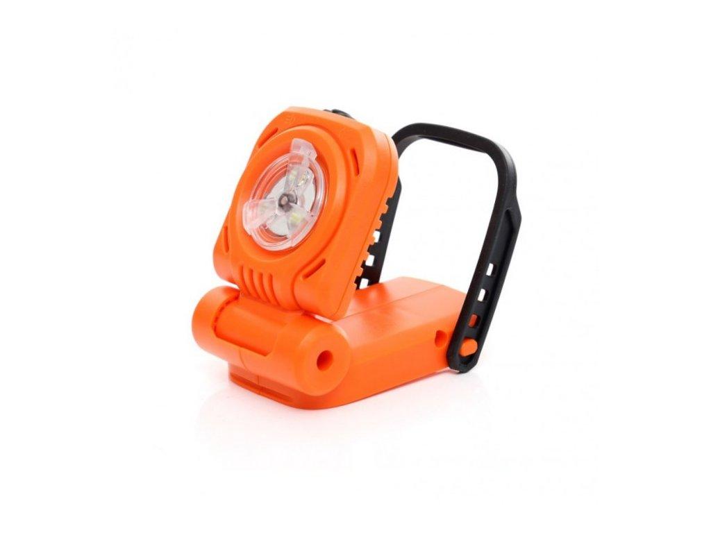 Aku LED svítilna 18V X-SERIES, Kraft&Dele KD1755