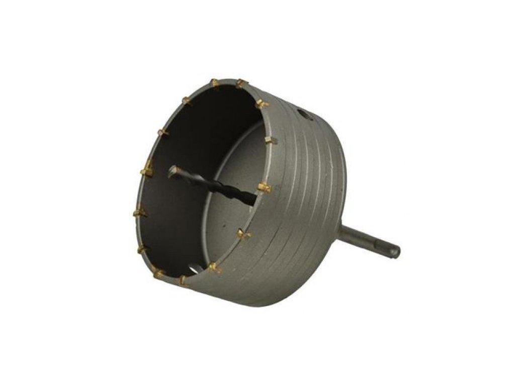 Korunkový vrták do zdi a betonu 120mm SDS-Plus - GEKO G40006