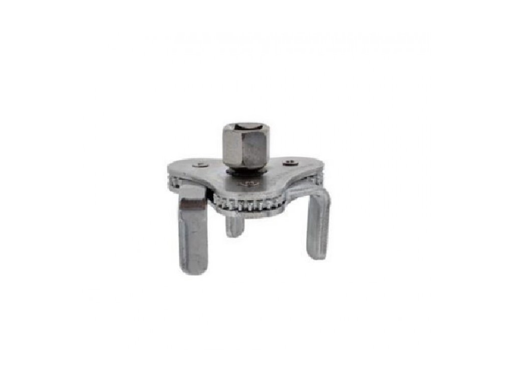 "Klíč na olejové filtry samosvorný 1/2"" (62-120mm), Geko G02551"