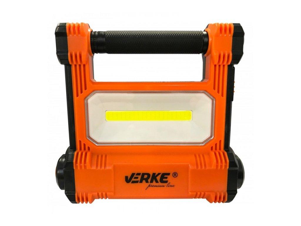 LED svítilna 20W 230V s odnímatelnou baterkou