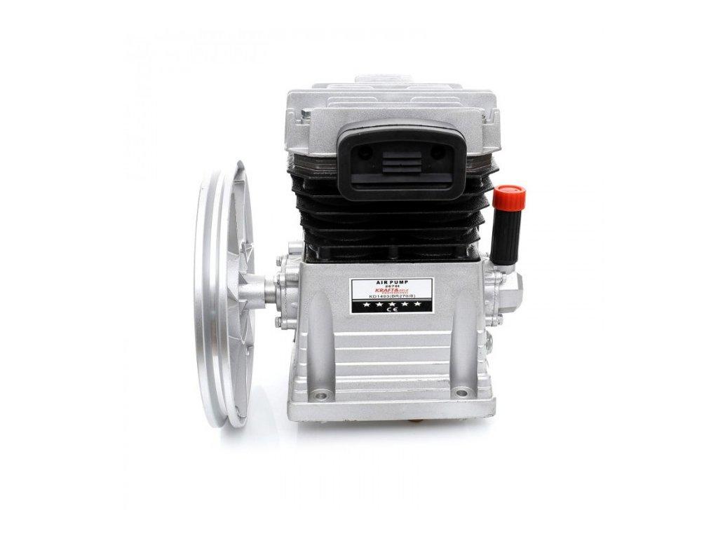 Kompresorová jednotka 5,5kW, 2 písty