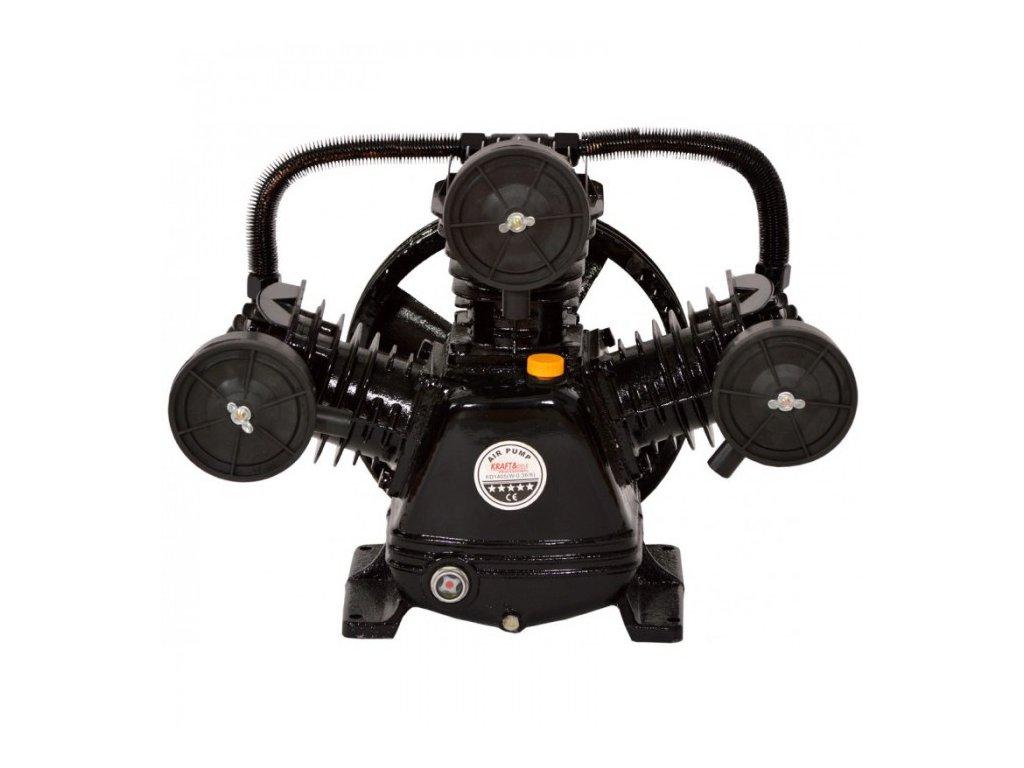 Kompresorová jednotka 3kW, 3 písty