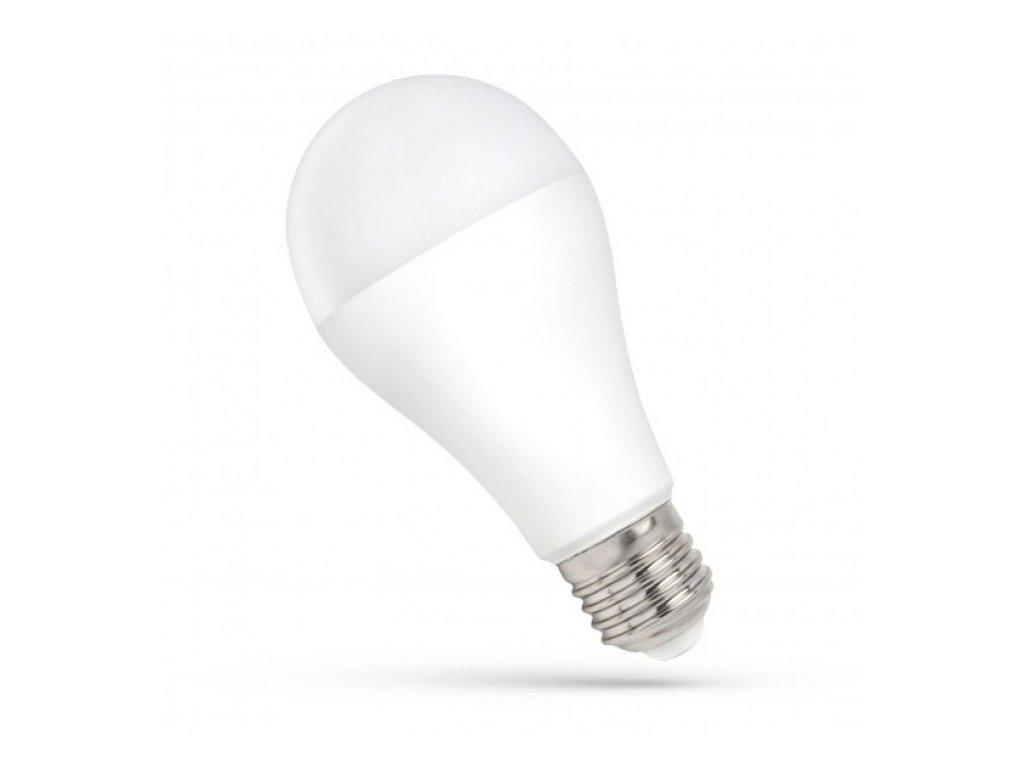 LED žárovka GLS E27 18W 1850lm neutrální bílá