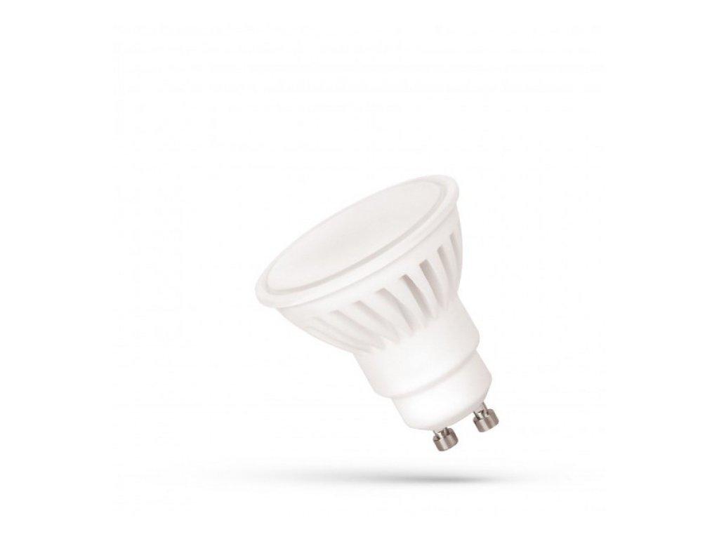 LED žárovka GU10 10W 920lm neutrální bílá