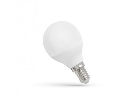 LED žárovka E14 4W 350lm studená bílá