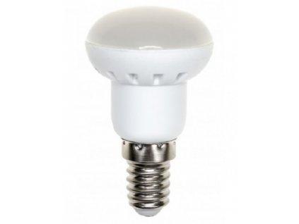 LED žárovka E14 6W 430lm teplá bílá R50