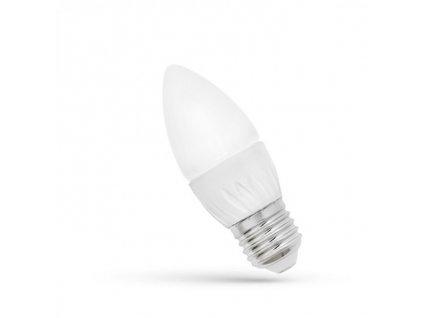 LED žárovka E27 4W 310lm studená bílá