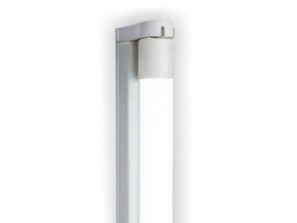 LED trubice 150cm 24W s tělesem teplá bílá