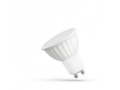 LED žárovka GU10 10W 820lm studená bílá