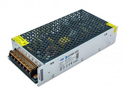 Spínaný napěťový zdroj ADLER 12V, 150W, 12,5A, IP20, pro LED pásky