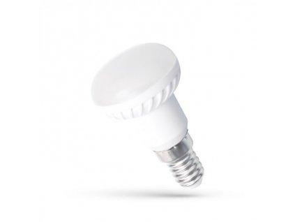 LED žárovka E14 3W 240lm teplá bílá R39