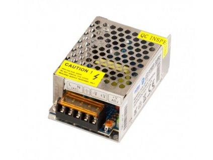 Spínaný napěťový zdroj ADLER 12V, 25W, 2,1A, IP20, pro LED pásky