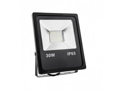 LED reflektor, 30W, 2100lm, IP65, studená bílá, Wojnarowscy SLI029029CW