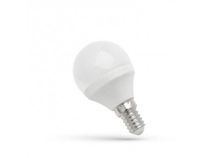 LED žárovka E14 6W 470lm neutrální bílá
