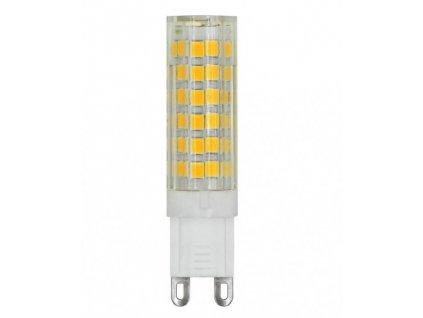 LED žárovka G9 7W 600lm teplá bílá