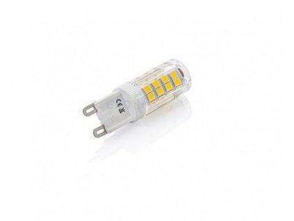 LED žárovka G9 5W 300lm teplá bílá