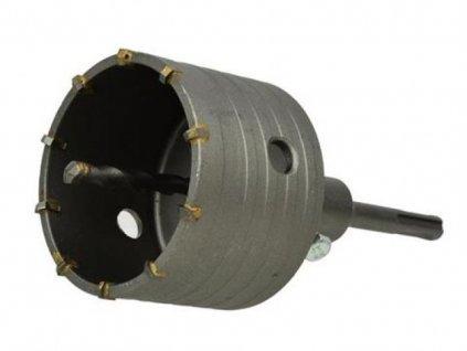 Vrták vykružovací 80mm SDS-Plus - GEKO G40002
