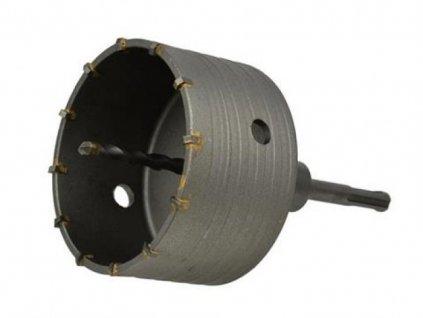 Vrták vykružovací 100mm SDS-Plus - GEKO G40005