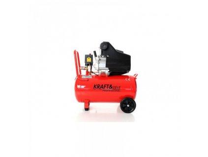 Olejový kompresor 50l, 2,8kW, Kraft&Dele KD401