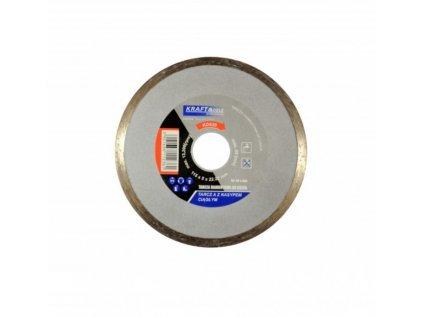 Diamantový řezný kotouč na beton 115mm, Kraft&Dele KD920