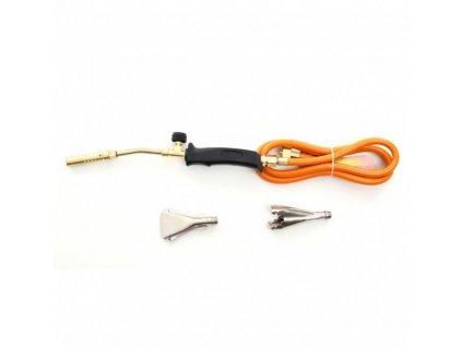Plynový opalovací hořák PB + 3 koncovky, Kraft&Dele KD10301