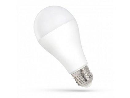 LED žárovka GLS E27 18W 1900lm studená bílá