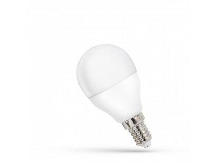 LED žárovka E14 8W 620lm teplá bílá