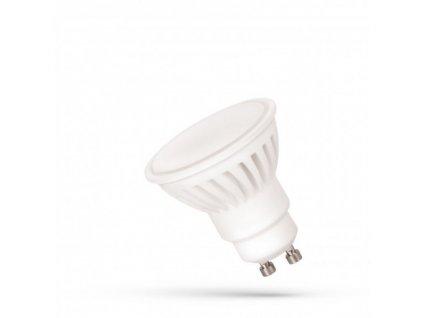 LED žárovka GU10 10W 930lm studená bílá