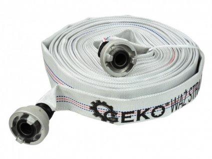 "Požární hadice 1"", 20m s koncovkami, Geko G70001"