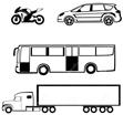 Přídavná světla na auta, motorky, čtyřkolky a pracovní stroje