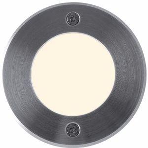 LED Bodeneinbaustrahler 230V 1W 9LED Warmweiß