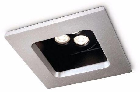 Philips LED Einbaustrahler 1x6W - 57971/48/16