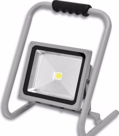 LED Baustrahler 30W Tageslicht