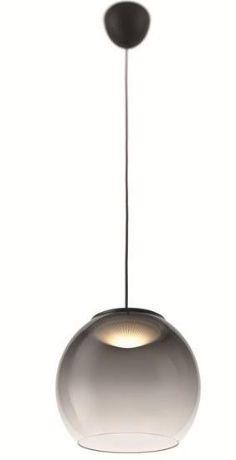 LED Pendelleuchte Vienne pendant grey 1x4,5W 230V - 37361/87/16