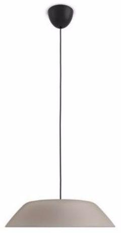 LED Pendelleuchte Fado pendant grey 1x4,5W 230V - 40898/87/16