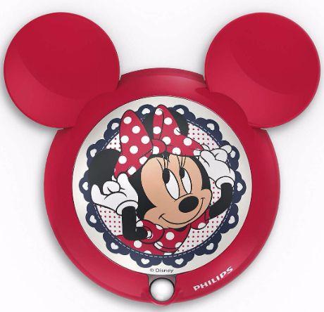 Kinderzimmer Nachtlicht mit Sensor Minnie Mouse - 71766/31/16
