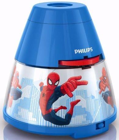 Philips LED Projektor mit Spiderman-Motiv - 71769/40/16