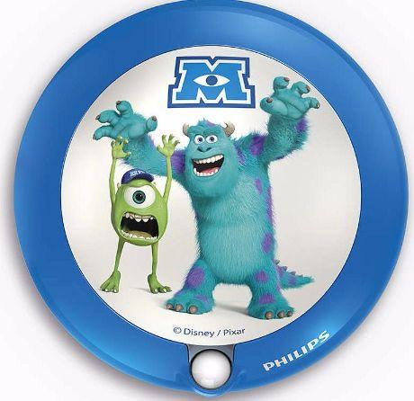 Kinderzimmer Nachtlicht mit Sensor Monsters University - 71771/55/16