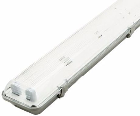 LED Feuchtraumleuchte 2x 120cm IP65