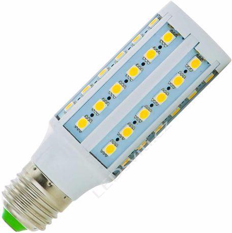 LED Lampe E27 CORN 9W Warmweiß