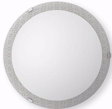 Philips LED Deckenleuchte braun klein - 31140/44/16