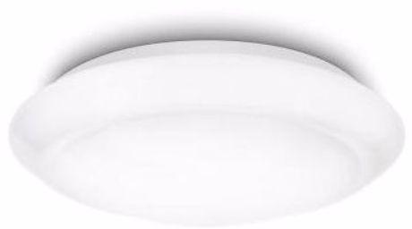 Philips Cinnabar LED Deckenleuchte weiß 1x6W - 33361/31/17