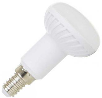 LED Lampe E14 / R50 6,5W Warmweiß