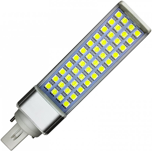 LED Lampe G24 11W Warmweiß